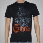Crucified Mummy Black T-Shirt
