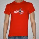 Cursive Driftwood T-Shirt