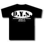DYS Logo Black T-Shirt