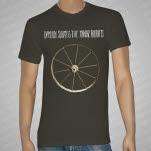 Damion Suomi Wheel Army Green T-Shirt