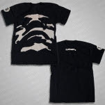 Damnation AD Face Black T-Shirt