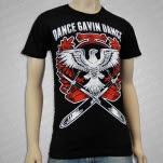 Dance Gavin Dance Eagle Black T-Shirt