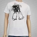 Dance Gavin Dance Robot White T-Shirt