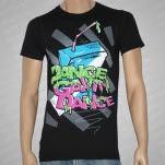 Dance Gavin Dance Juice Box Black T-Shirt