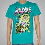 Dance Gavin Dance Snail Teal T-Shirt