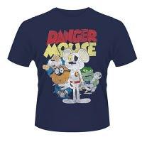 Danger Mouse Gang T-Shirt