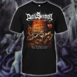 Dark Sermon Wage War Colosseum Black T-Shirt