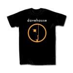 Dave Hause Goth Black T-Shirt