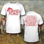 David Ford Perfect Soul White T-Shirt