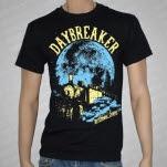 Daybreaker The Northbound Trains Black T-Shirt