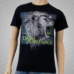 Day Of Vengeance Lion Black T-Shirt