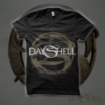 DayShell How Far Would You Go Black T-Shirt