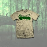 Daytrader You Are Gorges Natural T-Shirt