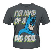Dc Originals Batman Big Deal T-Shirt