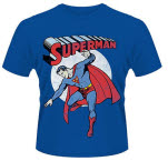 Dc Originals Superman Vintage Image T-Shirt