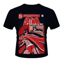 Dc Originals Batman Dead Or Alive T-Shirt