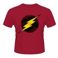 Dc Originals Flash Logo T-Shirt
