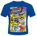 Dc Originals Justice League Of America T-Shirt