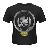 Dc Originals Batman Head T-Shirt