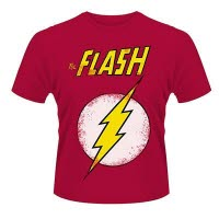 official Dc Originals The Flash T-Shirt