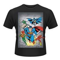 Dc Originals Superheroes T-Shirt
