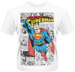 Dc Originals Superman Comic Strip T-Shirt
