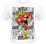 Dc Originals Flash Comic Strip T-Shirt