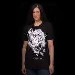 Dead End Threads Ancient Curse Black T-Shirt