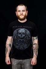 Dead End Threads Deadwood Black T-Shirt