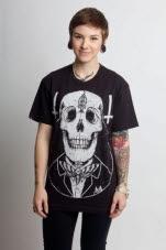 Dead End Threads Grim Union Black T-Shirt