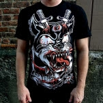 Dead End Threads Karma Panther Black T-Shirt