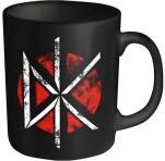Dead Kennedys Logo Distressed Coffee Mug