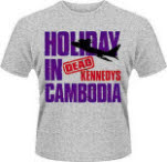 Dead Kennedys Holiday In Cambodia 2 T-Shirt
