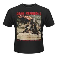 Dead Kennedys Convenience Or Death T-Shirt