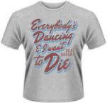 Deaf Havana Dancing Master T-Shirt