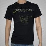 dearestazazel Sex Is A Sin Black T-Shirt
