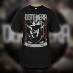 Death Of An Era Crown Black T-Shirt