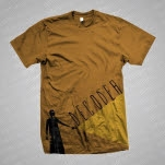 Decoder Flashlight Camel T-Shirt