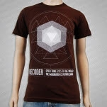 Decoder Imagination Brown T-Shirt