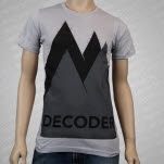 Decoder Mountain Silver T-Shirt
