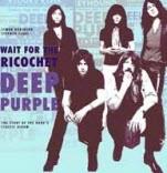 Deep Purple Wait For The Ricochet Book
