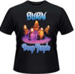 Deep Purple Burn T-Shirt