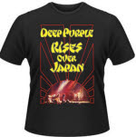 Deep Purple Rises Over Japan T-Shirt