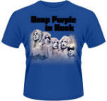 Deep Purple In Rock T-Shirt