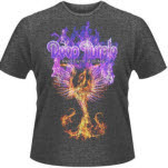 Deep Purple Phoenix Rising T-Shirt