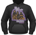 Deep Purple Black Night Japan Hoodie Shirt
