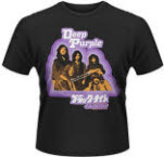 Deep Purple Black Night Japan T-Shirt