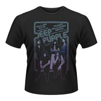 Deep Purple Euro Tour T-Shirt
