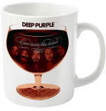 Deep Purple Come Taste The Band Coffee Mug