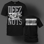 Deez Nuts Bout It Black T-Shirt